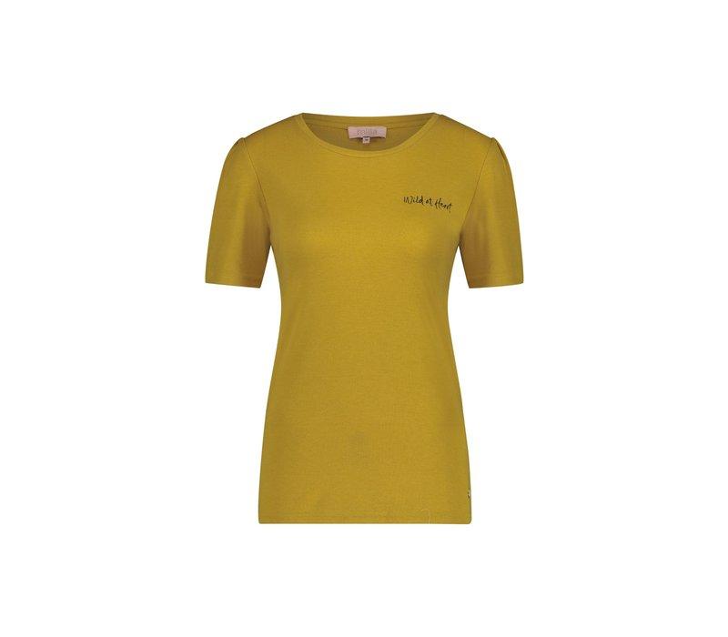 Tammy T-Shirt - Yellow