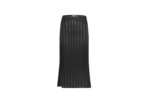 Robin Skirt - Black Stripe