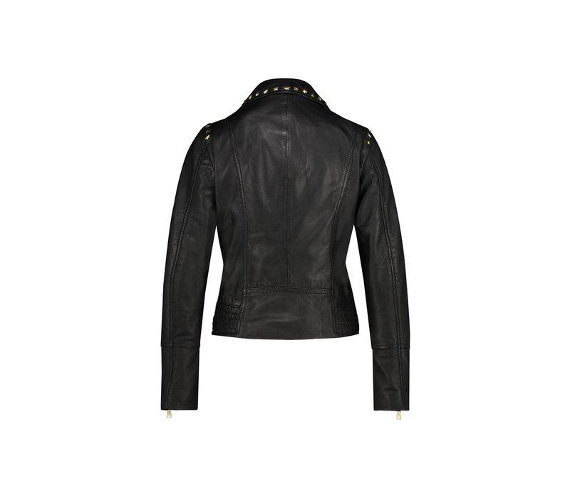 Miles Coat - Black