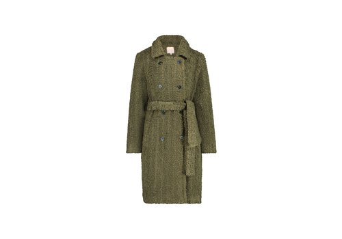 Maggie Coat - Army Green