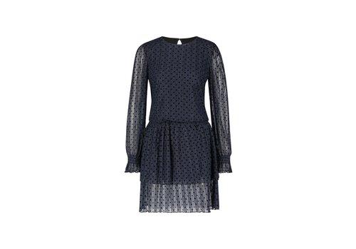 Delia Dress - Dark Blue