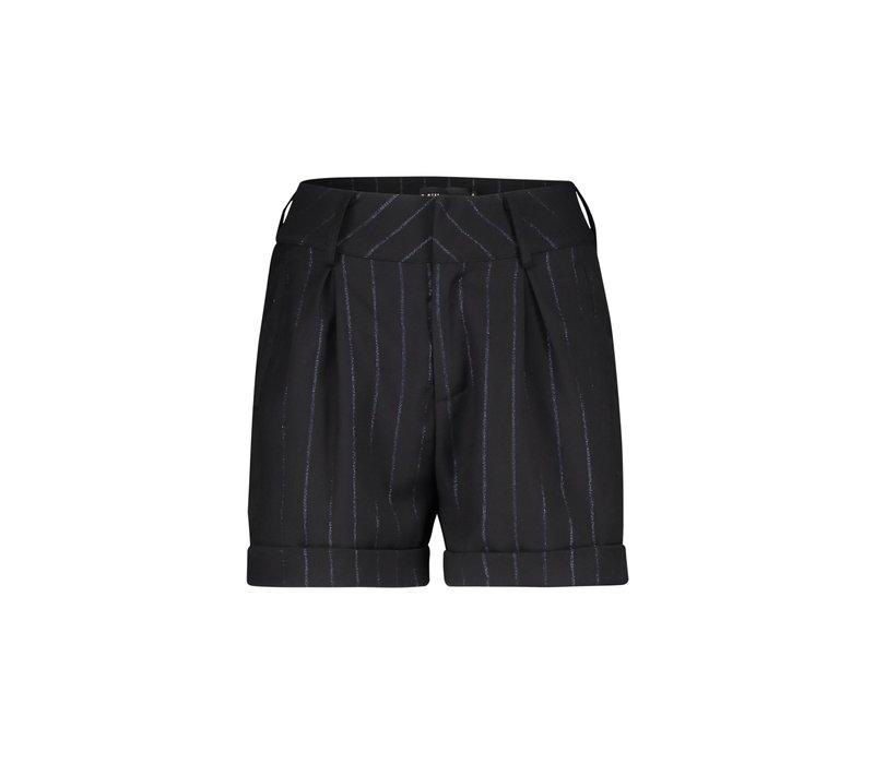 Philan Shorts - Navy Lurex