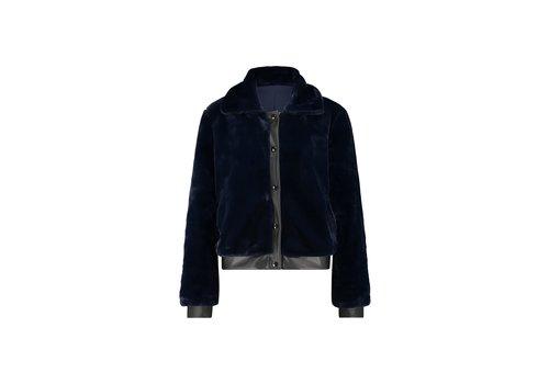 Maddox Coat - Navy