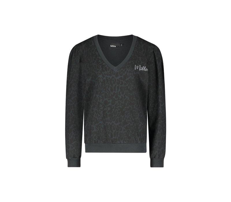 Samar Sweater - Anthracite