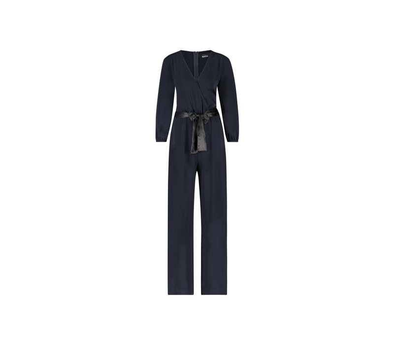 Paris Jumpsuit - Navy