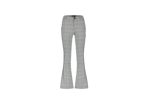 Pammie Pants - Black White Check