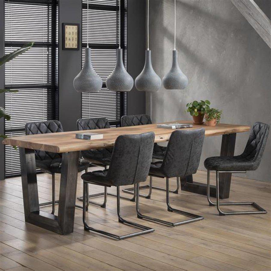 De Salle À Manger chaise de salle à manger searl taupe