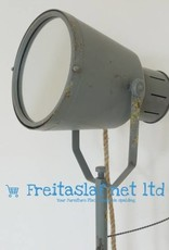 Industrial Tripod Searchlight Style Mirror
