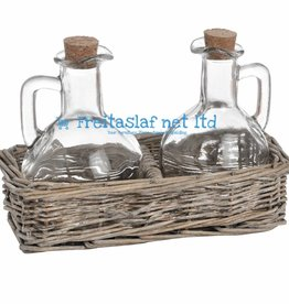 Rectangle Condiment Basket