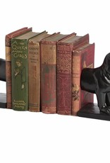 Hill Interiors Dog Bookends