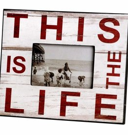 This Is The Life Photo Frame
