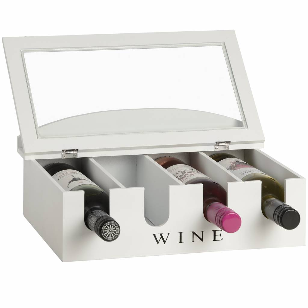 Hill Interiors Wine Display Cabinet