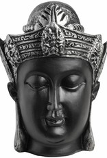 Hill Interiors Buddha Head