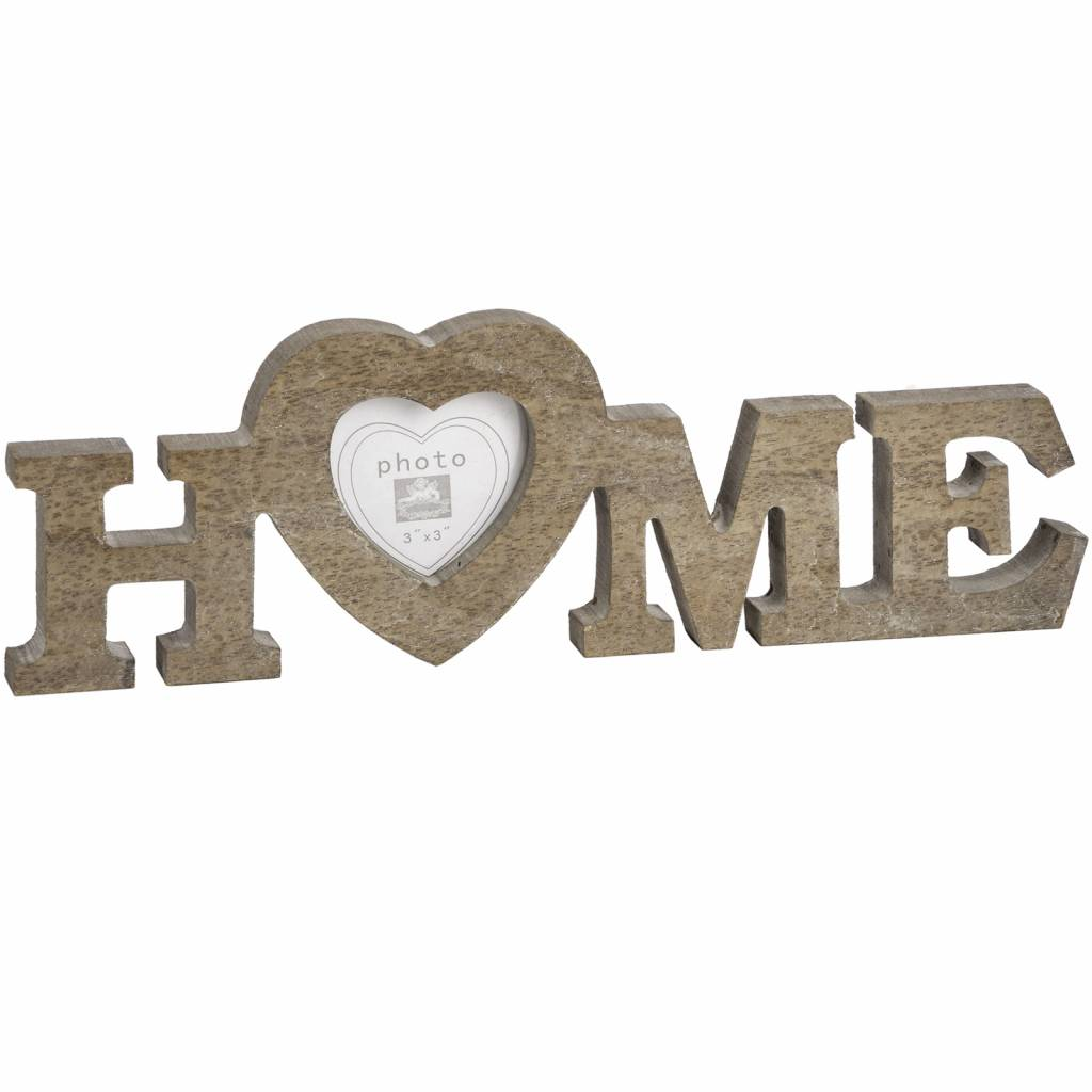 Hill Interiors Home Heart Frame