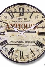 Hill Interiors J P Ashbury Antiques Clock