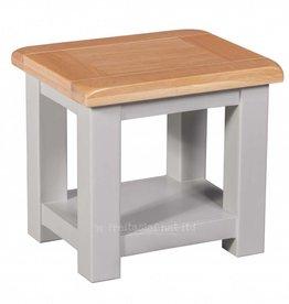 Diamond Pinted Lamp Table