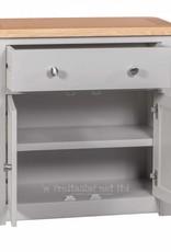 Diamond Painted Cupboard