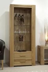 HomestyleGB Trend Oak Tall Bookcase