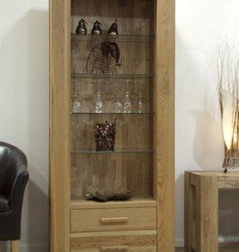 Trend Oak Tall Bookcase