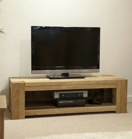 Trend Oak TV Plasma Unit