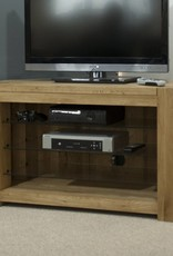 HomestyleGB Trend Oak Corner TV Unit