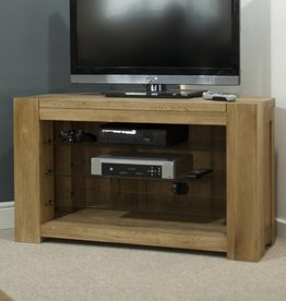 Trend Oak Corner TV Unit
