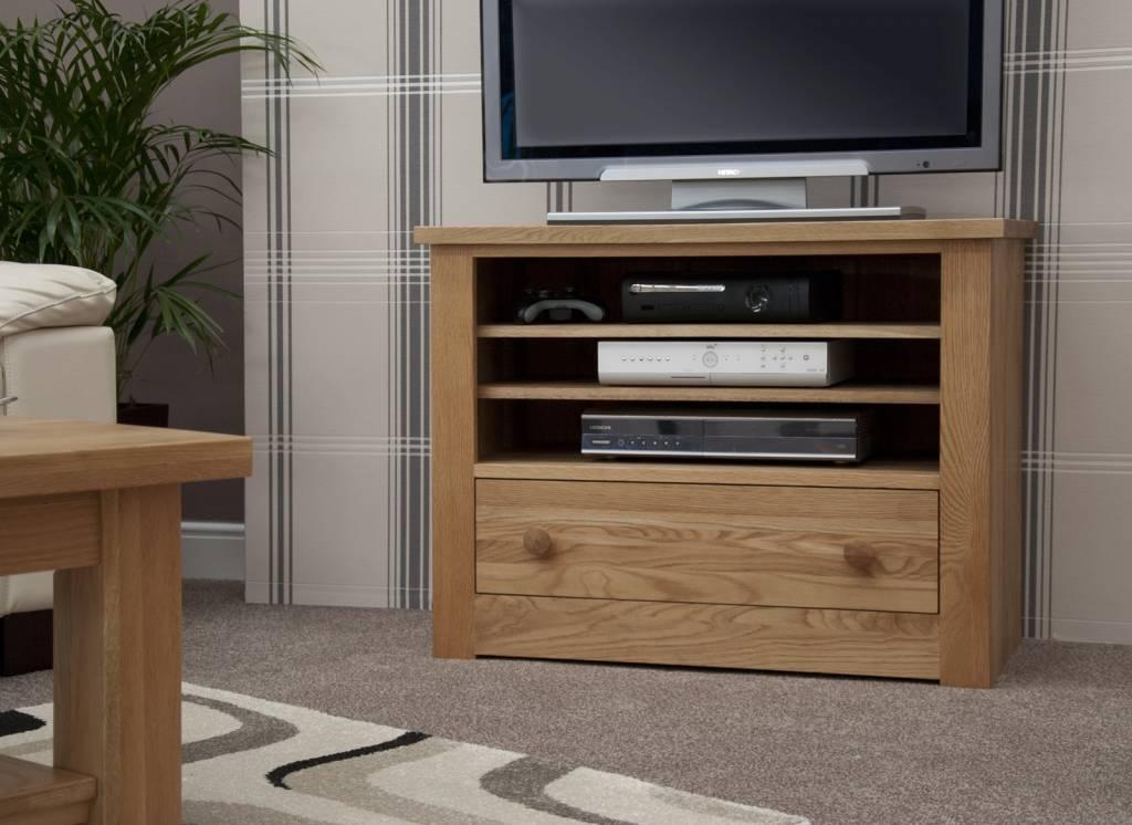 HomestyleGB Torino Oak TV Unit