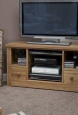 HomestyleGB Torino Oak Corner TV Unit