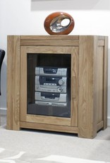 HomestyleGB Trend Oak HiFi Unit