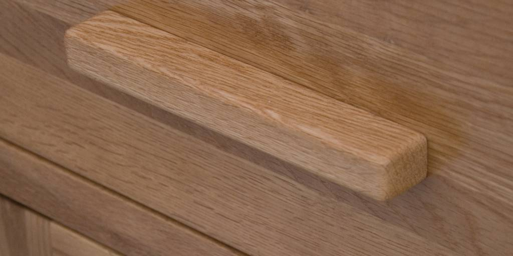 HomestyleGB Trend Oak Console Table