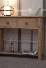 HomestyleGB Torino Oak Console Table