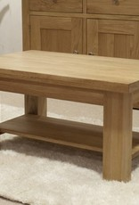 Torino Oak Medium Coffee Table