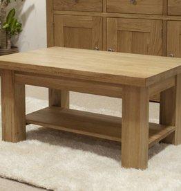 HomestyleGB Torino Oak Medium Coffee Table
