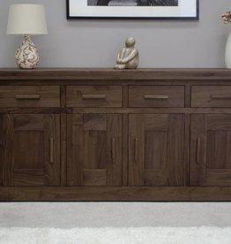 HomestyleGB Walnut Large Sideboard