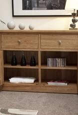 HomestyleGB Torino Oak Medium Sideboard
