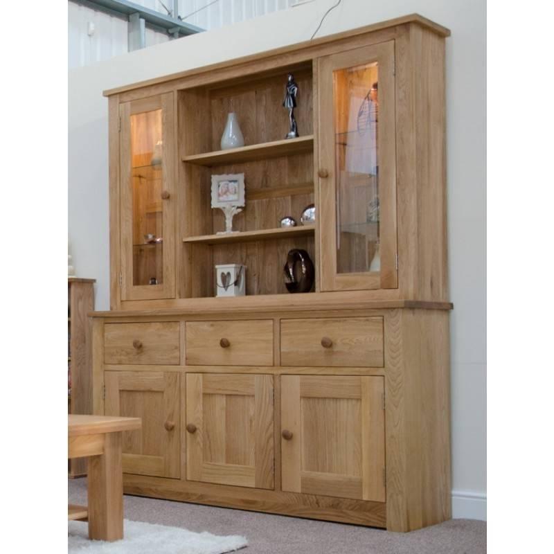 HomestyleGB Torino Oak Large Dresser