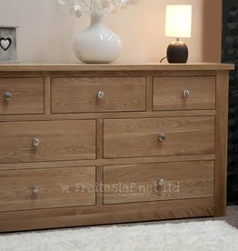 Torino Oak Multi Chest