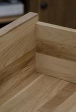 HomestyleGB Torino Oak 3 Drawer Bedside