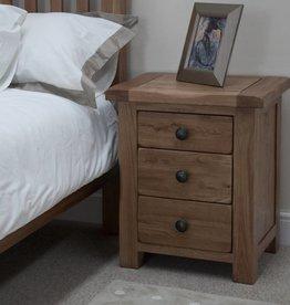 Rustic Oak Bedside