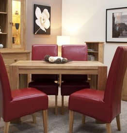 HomestyleGB Trend Oak Small Dining Table