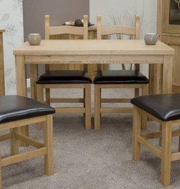 Elegance Oak Medium Dining Table