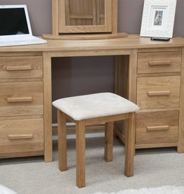 Opus Oak Dressing Table Set