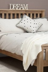 HomestyleGB Opus Oak Triple Wardrobe