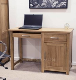 HomestyleGB Opus Oak Small Desk