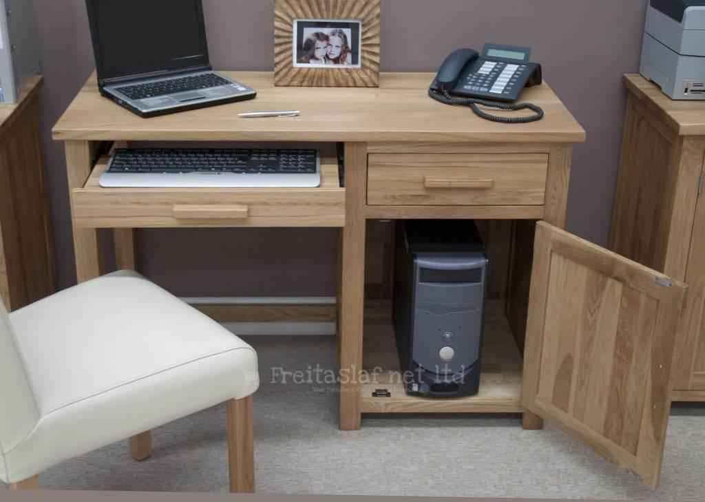 HomestyleGB Opus Oak Small Desk