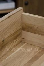 HomestyleGB Opus Oak Small Console Table