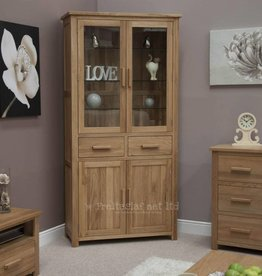 HomestyleGB Opus Oak Library Unit
