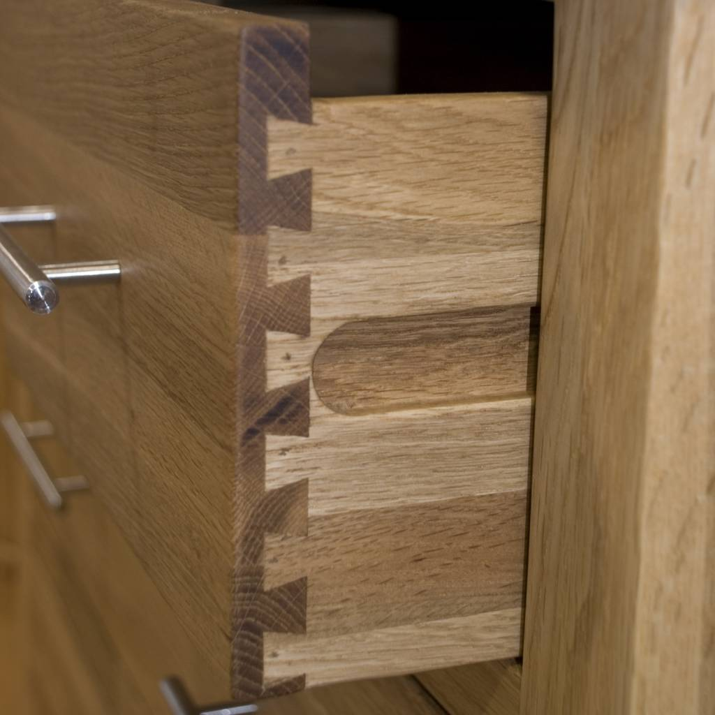 HomestyleGB Opus Oak Jumbo Chest