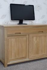 Opus Oak Hideaway Desk