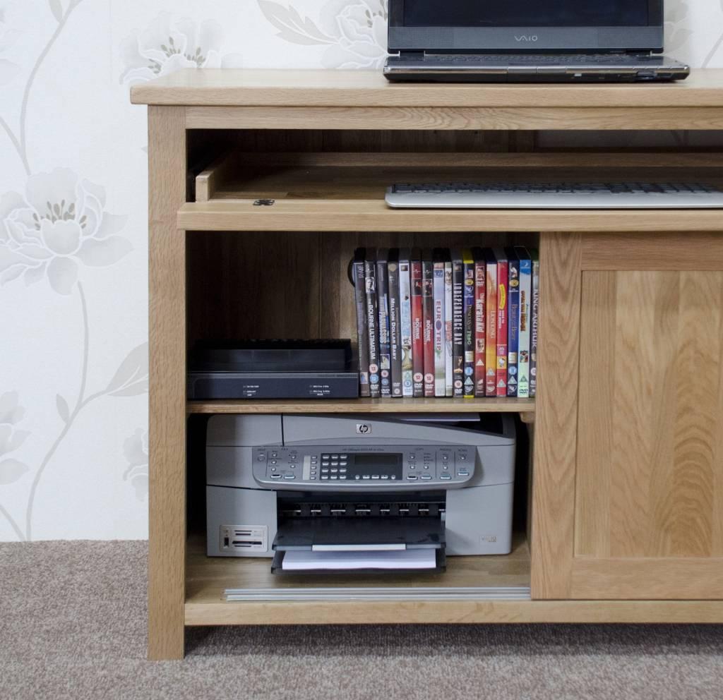 HomestyleGB Opus Oak Hideaway Desk
